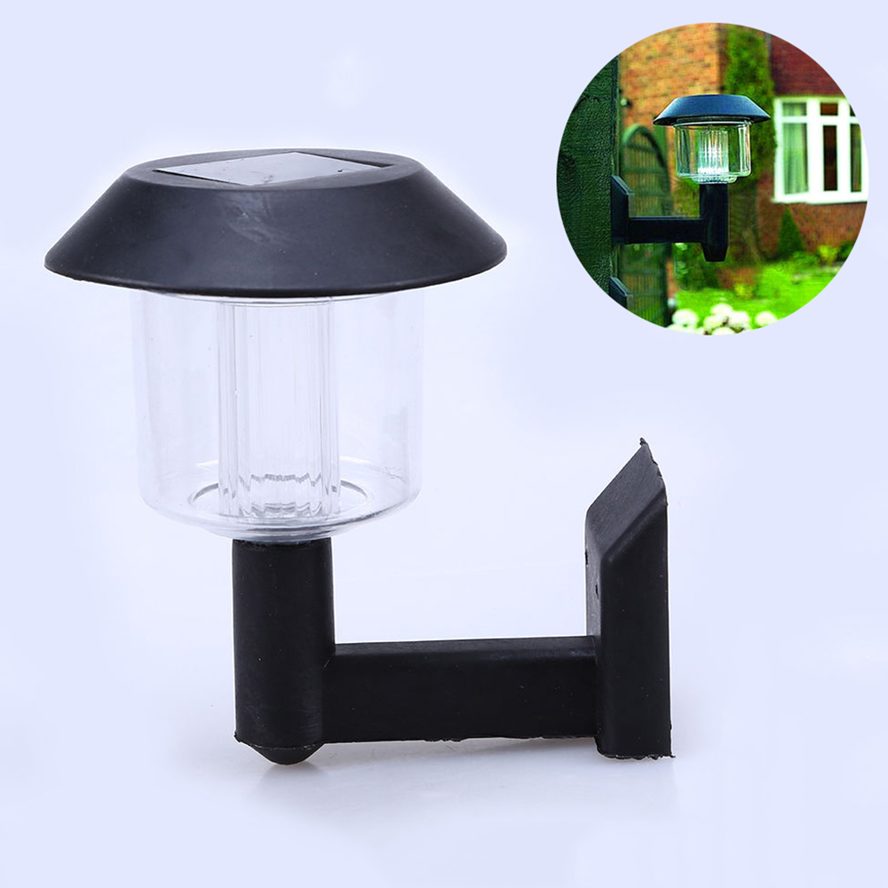 Solar Wall Lamp for Outdoor LED Light Super Bright Garden Street Lawn ABS Plastic solar lights P25