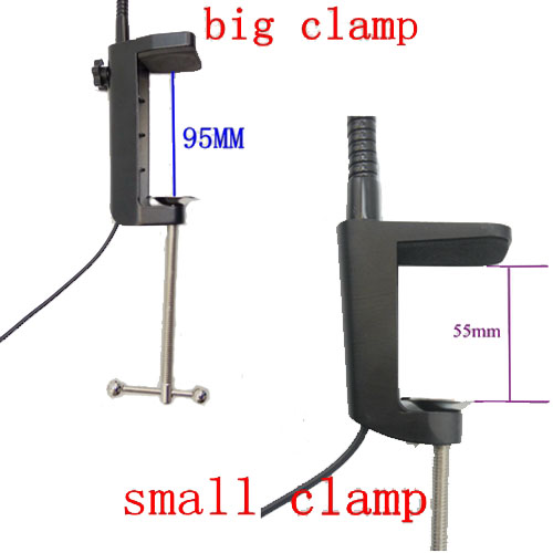 3W SEWING MACHINE TABLE CLAMP LED LAMP