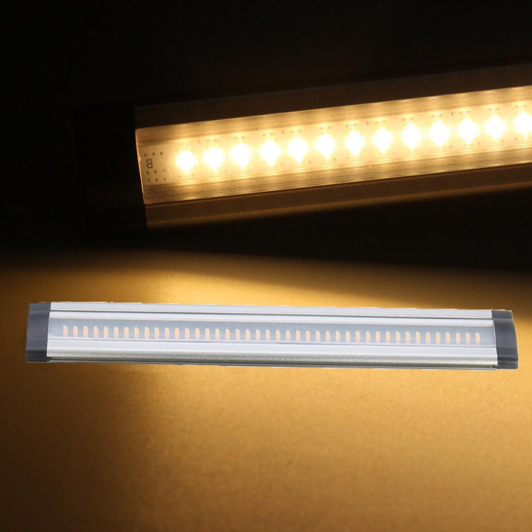 Mayitr 30cm Led Kitchen Under Cabinet Cupboard Strip Light