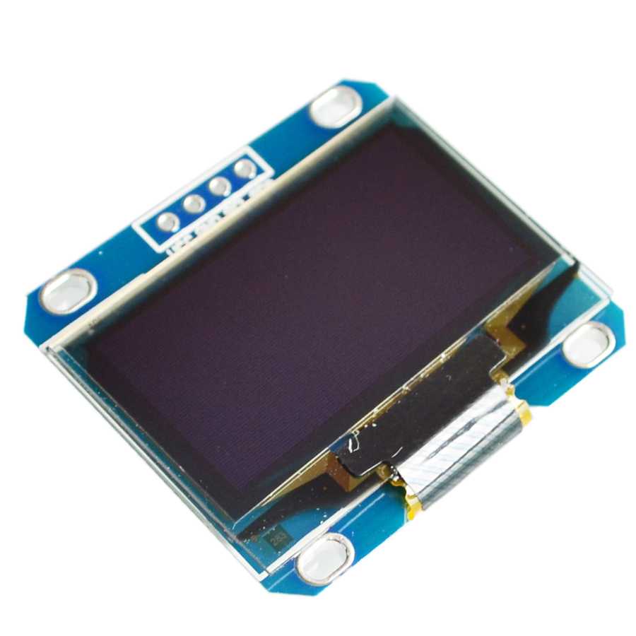 "2018 1.3"" OLED module blue color IIC I2C 128X64 1.3 inch OLED LCD LED Display Module For Arduino 1.3"" IIC I2C"