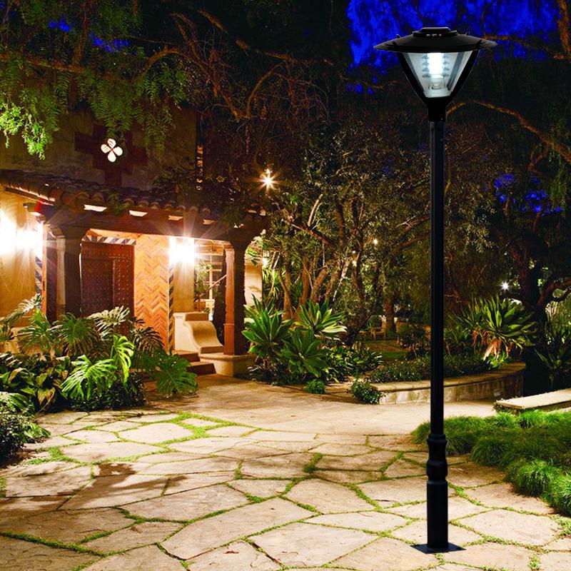 ... Street Lamp Pole Landscape Light Pole Europe Garden Outdoor Lighting  Poles Black/bronze Classical Outdoor ...