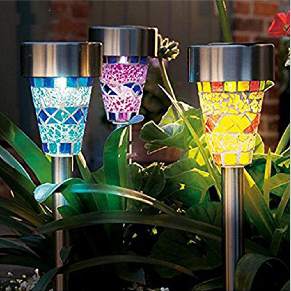 Tanbaby-3pcs-lot-Solar-LED-Lawn-Garden-light-Rechargeable-Lawn-Path-LED-Glass-Mosaic-Lights-Blue (4)