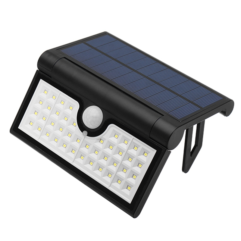 Foldable 14/42/58 LED Solar Light Waterproof Solar Powered SMD2835 PIR Motion Sensor Outdoor LED Garden Light Sensor Wall Lamp