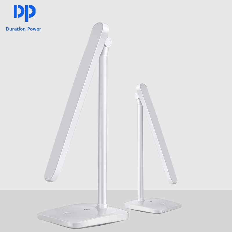 Duration Power Lamps Students 180 Adjustable Reading Desk Lamps Rechargeable 40 LED Lamps Bedroom Energy Saving Folding Lamps