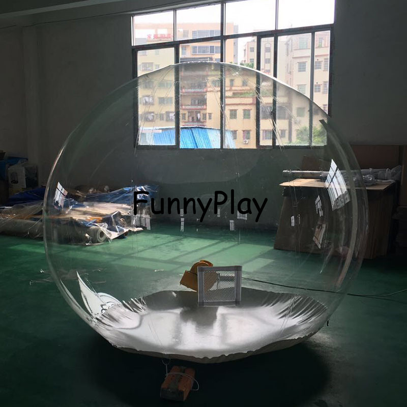 Bubble Inflatable Tent1