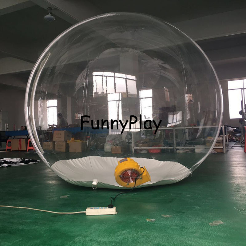 Bubble Inflatable Tent3