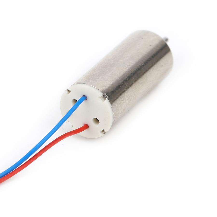 Cup Motor 2 Pcs 8520 Motor Hollow Cup 8.5x20mm 3~5V 0.15A Quadcopter Cordless Motor