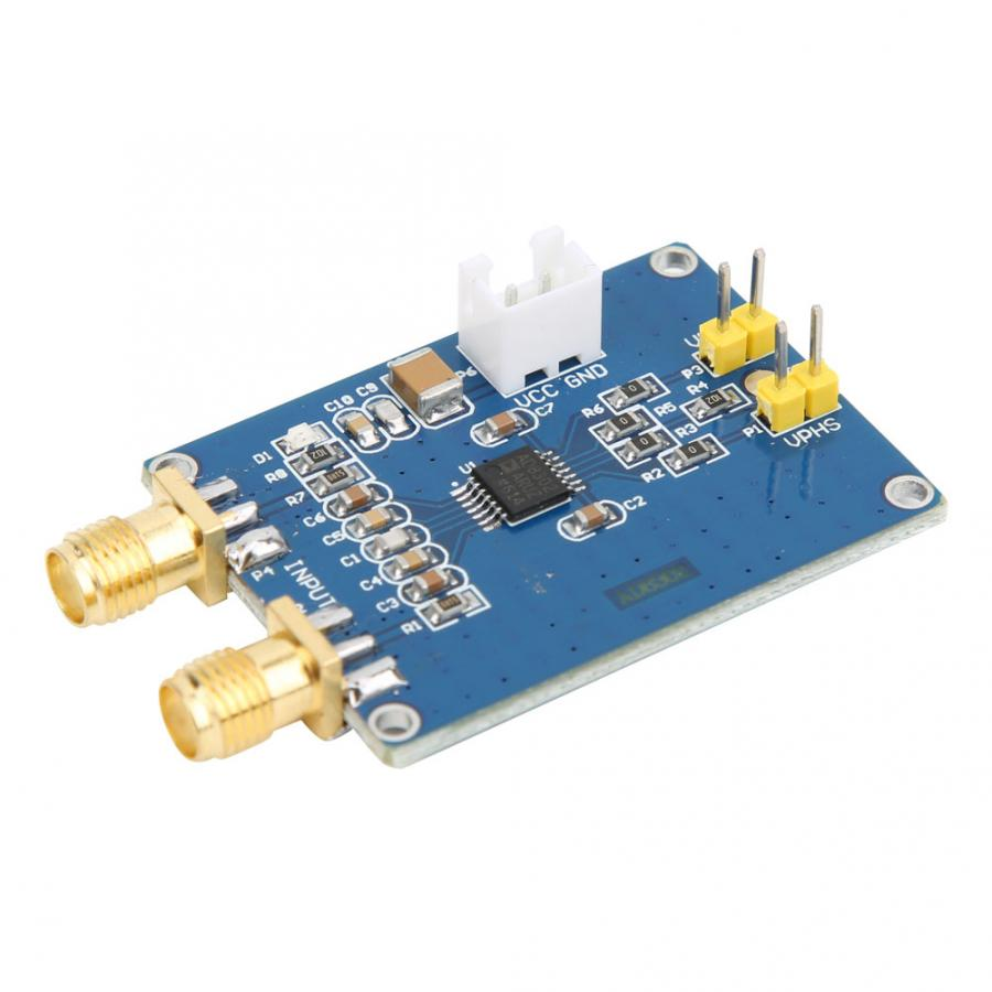 AD8302 Amplitude Phase Detection Module 2.7GHz RF/IF Phase Detector 5V Board