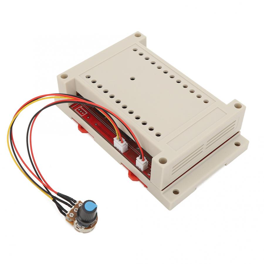 Motor Speed Control Module DC 12V 24V 48V 60A High Power PWM Motor Speed Controller Switch 10-50V 3000W