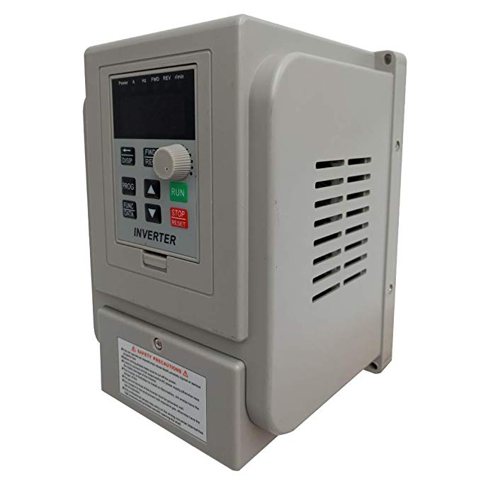 Frequency Converter VFD XSY-AT1 Inverter 1.5KW/2.2KW/4KW Single Phase 220v Input & Three-Phase Output Motor Speed Controller