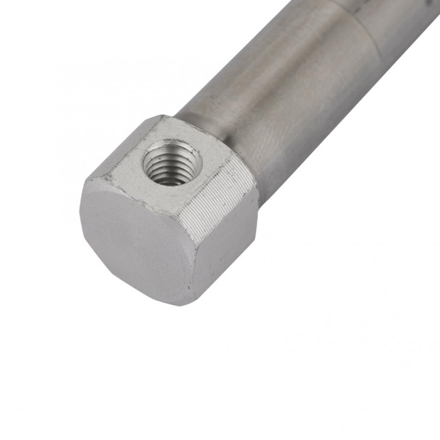 CDJ2B10-45B 10mm Diameter 45mm Stroke Double-Acting Stainless Steel Pneumatic Air Cylinder Power Tools