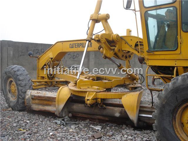 Used CAT 14G Motor Grader ready to sell; 14G Caterpillar Motor Grader