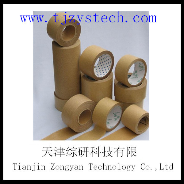 2014 China Hot Melt Adhesive Kraft Paper Tape