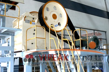 Chinese biggest jaw crusher supplier