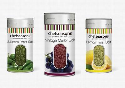 spice tin box pepepr shaker salt can