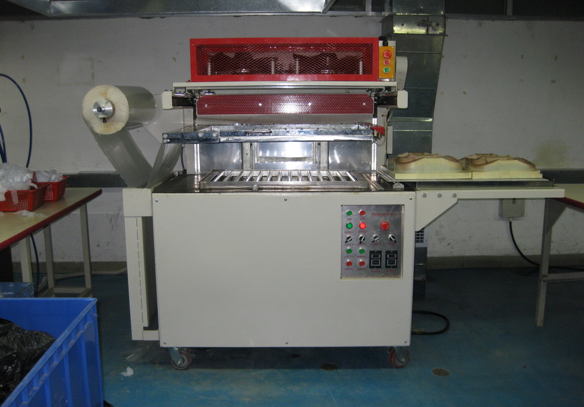 TPU film laminating machine, TPU film vaccum packer