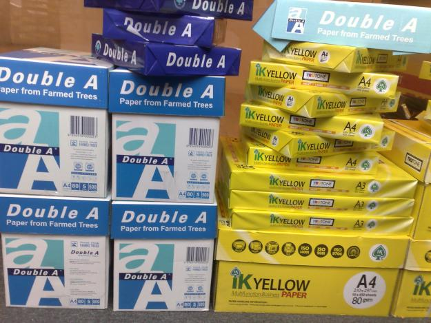 80g a4 paper for sale ,good quality best price from Thailand