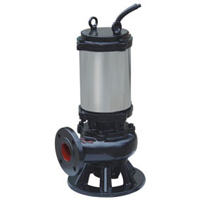 WQKsewage pump with cutting device