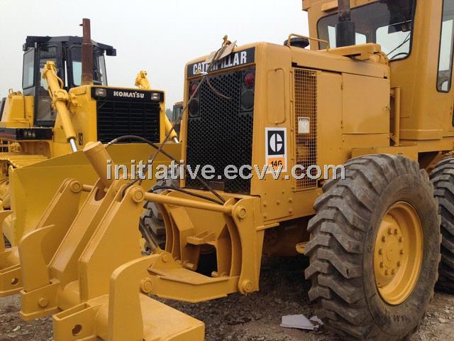 Used Motor Grader CAT 14G from Japan / Caterpillar 14G Motor Grader