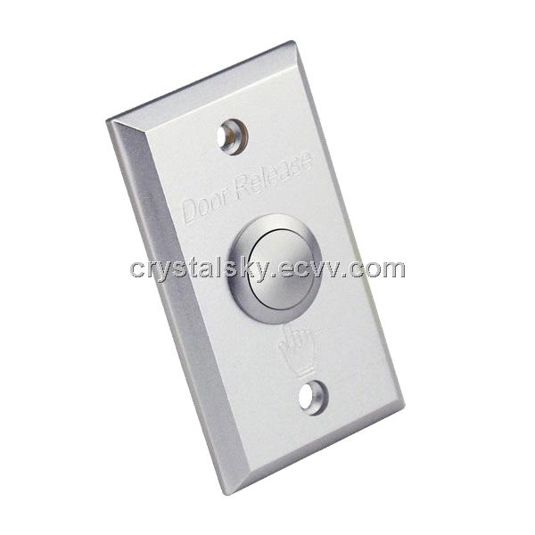 Aluminium Door Release Button / Door Release Push Button / Exit Push Button