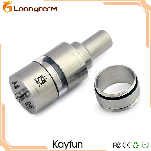 Stainless Steel 26650 Kayfun Atomizer for Electronic Cigarette