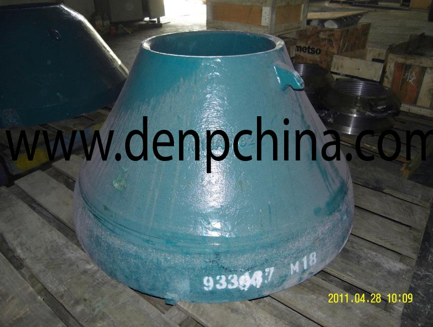 Cone Crusher Concave/Cone Crusher Swing Cone/Swing Cone/Concave