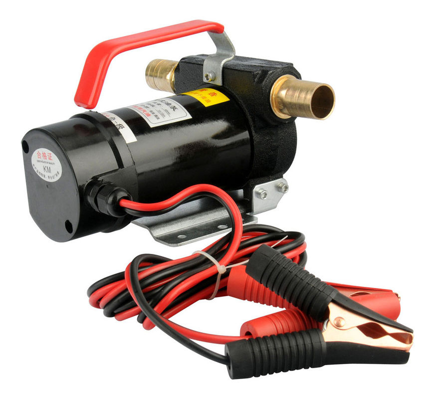 Portable Industrial Centrifugal Pumps / 12V Low Voltage Micro Oil Pump