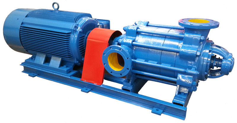 Horizontal Multistage Centrifugal Water Pump For Water Treatment
