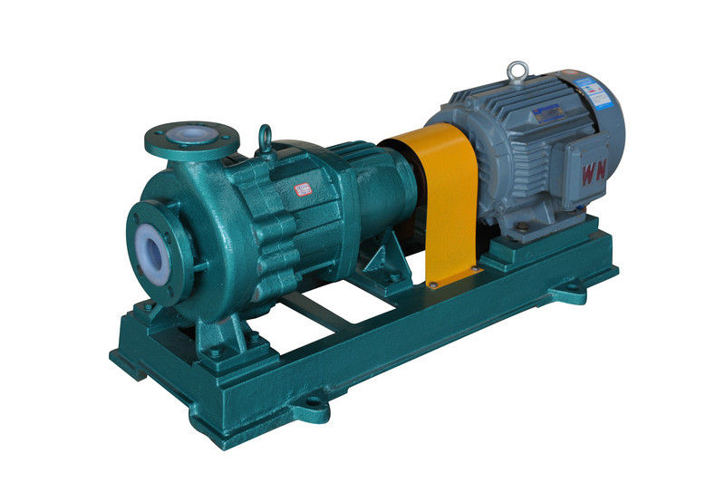 IHF Fluoroplastic Industrial Centrifugal Pumps With Reliable Sealing
