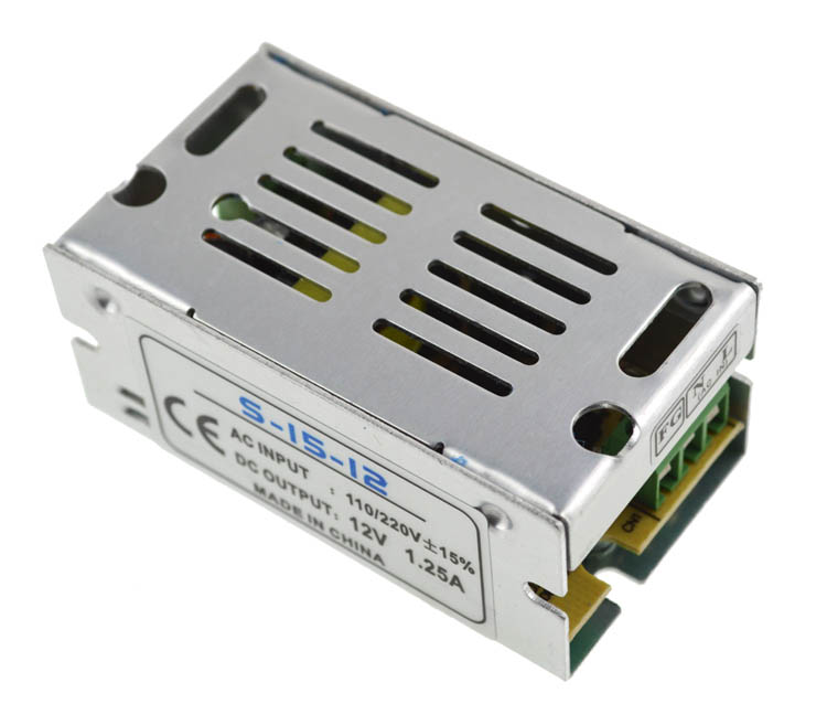 12v 24v led power supply with CE Rohs