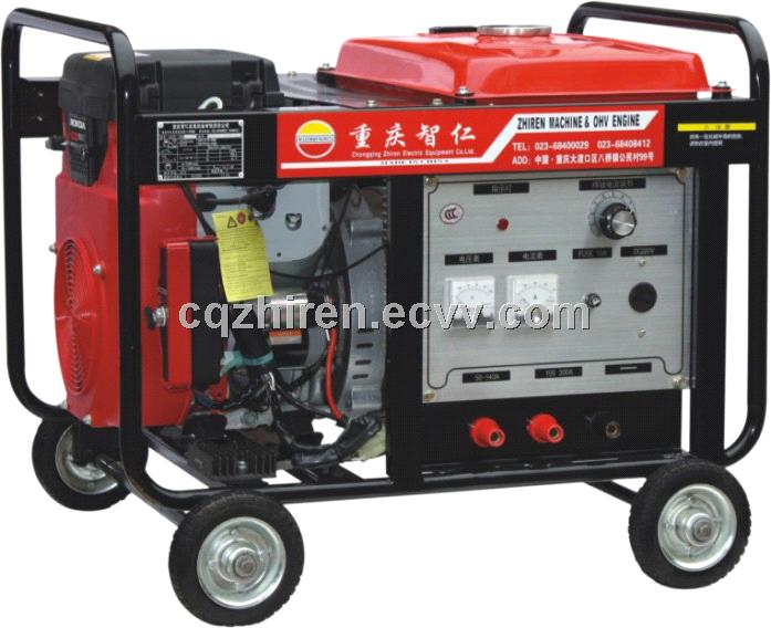 8KW Portable Rare Earth Magnet Gasoline Generator Set
