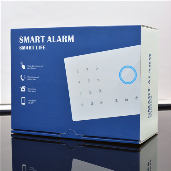 Cheap Burglar GSM Alarm System/Wireless GSM Alarm