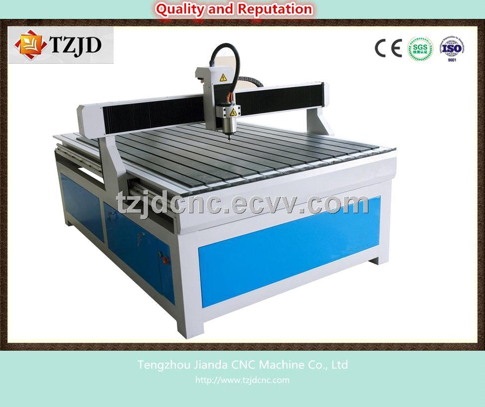 Advertise CNC Router TZJD-1218 1200mm*1800mm
