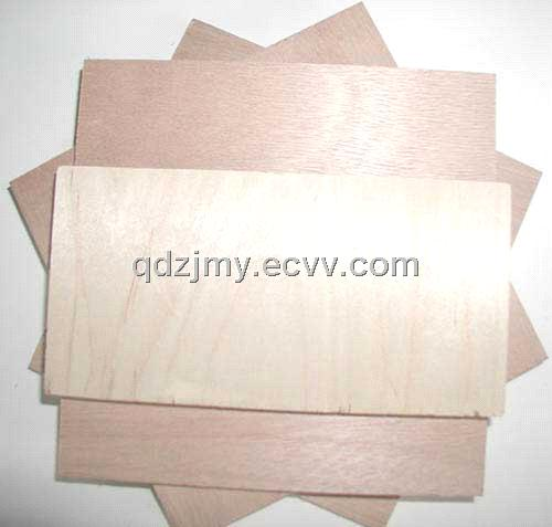Plywood (commercial plywood, fancy plywood)