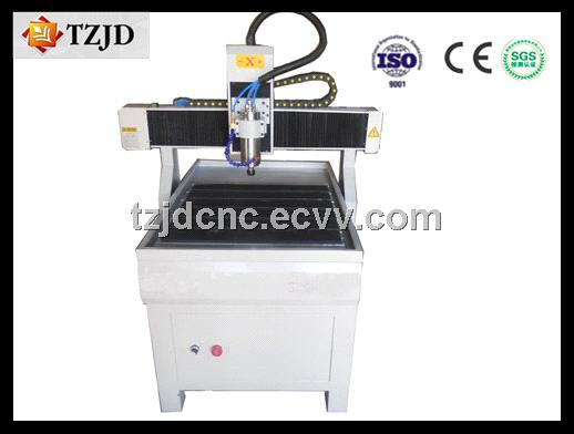 CNC Metal Mold Router machine TZJD-6060M