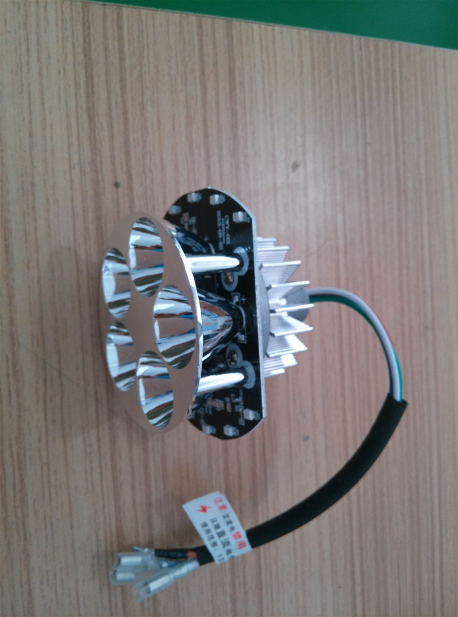 head motorcycle  CY001 LED lamp