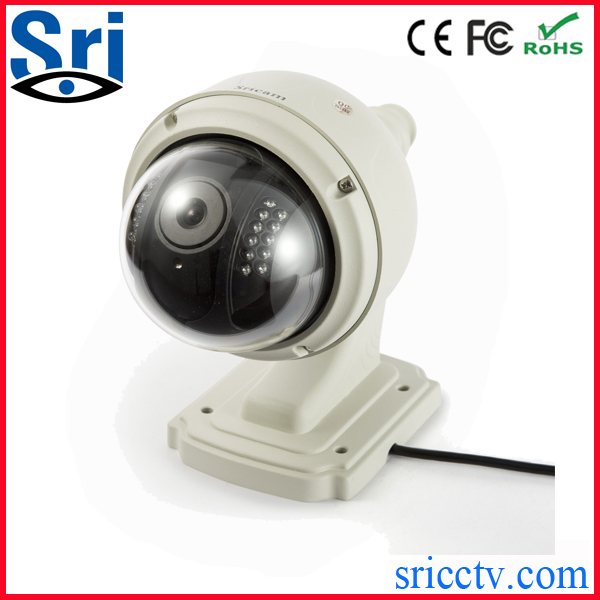 Sricam AP006 p2p wireless outdoor security dome ip camera