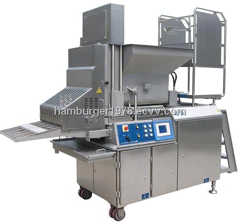 burger patty forming machine