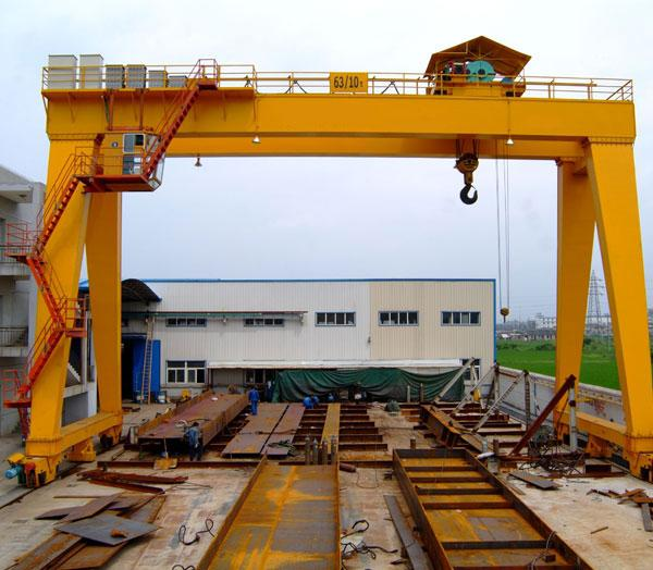 Excellent quality gantry crane 40 ton