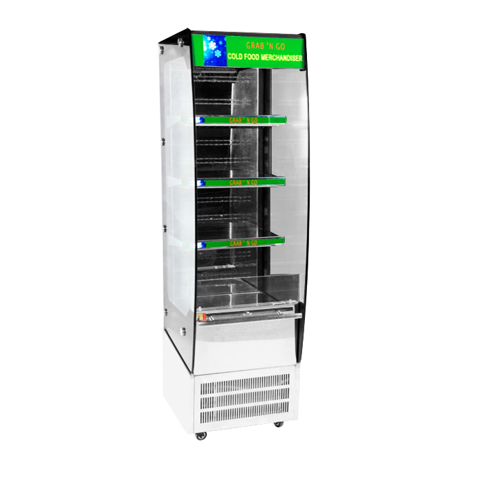 Open Chiller Merchandisers