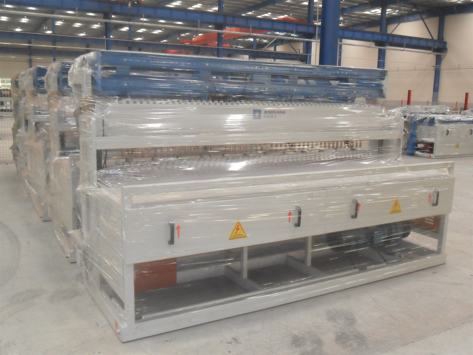 high speed wire mesh welding machine