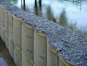 Standard Mil Defensive Barriers Hesco Defense Sand Wall