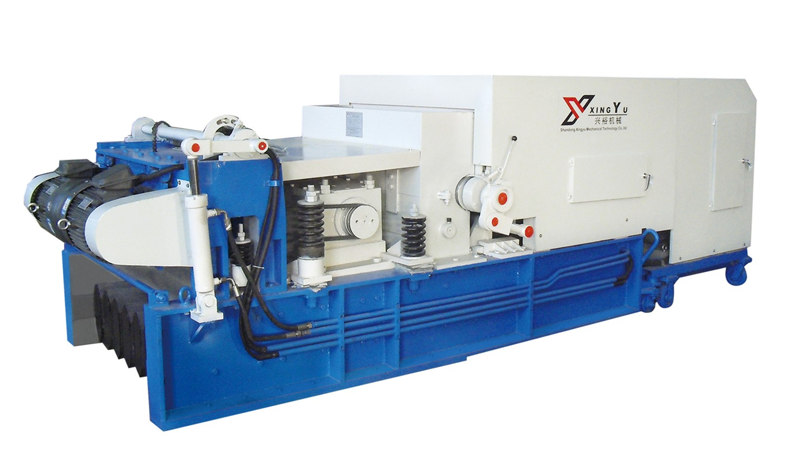Concrete Hollow Core Slab Forming Machine