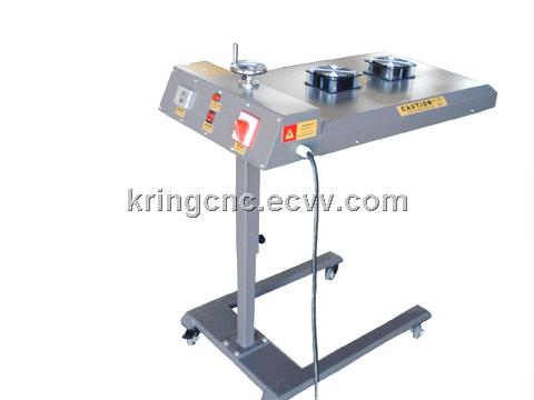 Automatic flash dryer KR500/600 --t shirts screen printing machine