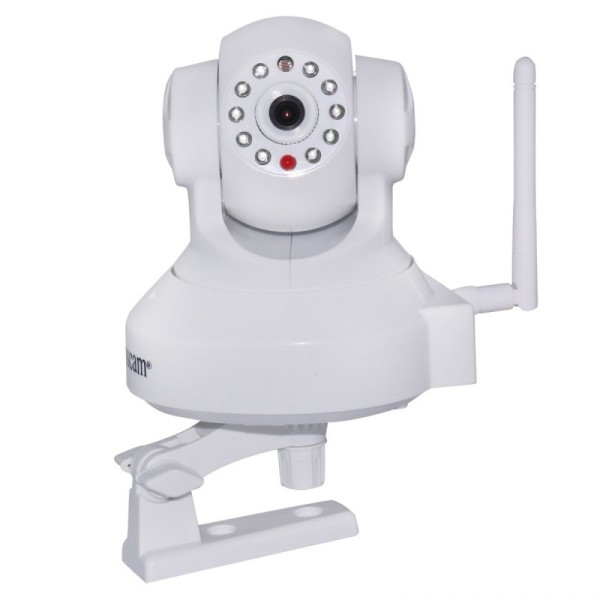 Motion detection Security Wanscam HW0024 SD Card wireless IP Camera