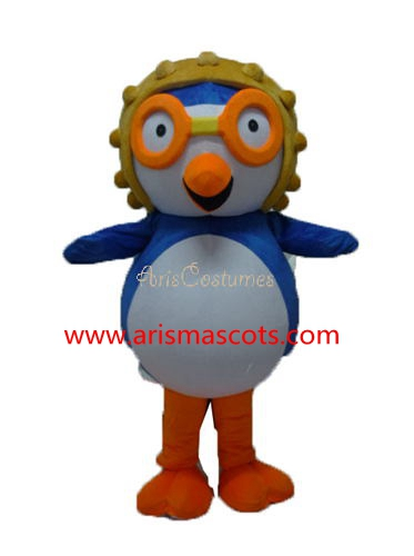 pororo  mascot fancy dress costume adult costume custom mascot costume