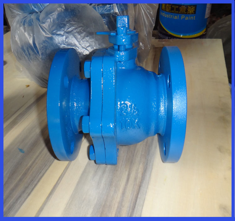 Cast Iron Ball Valve with 1.6Mpa