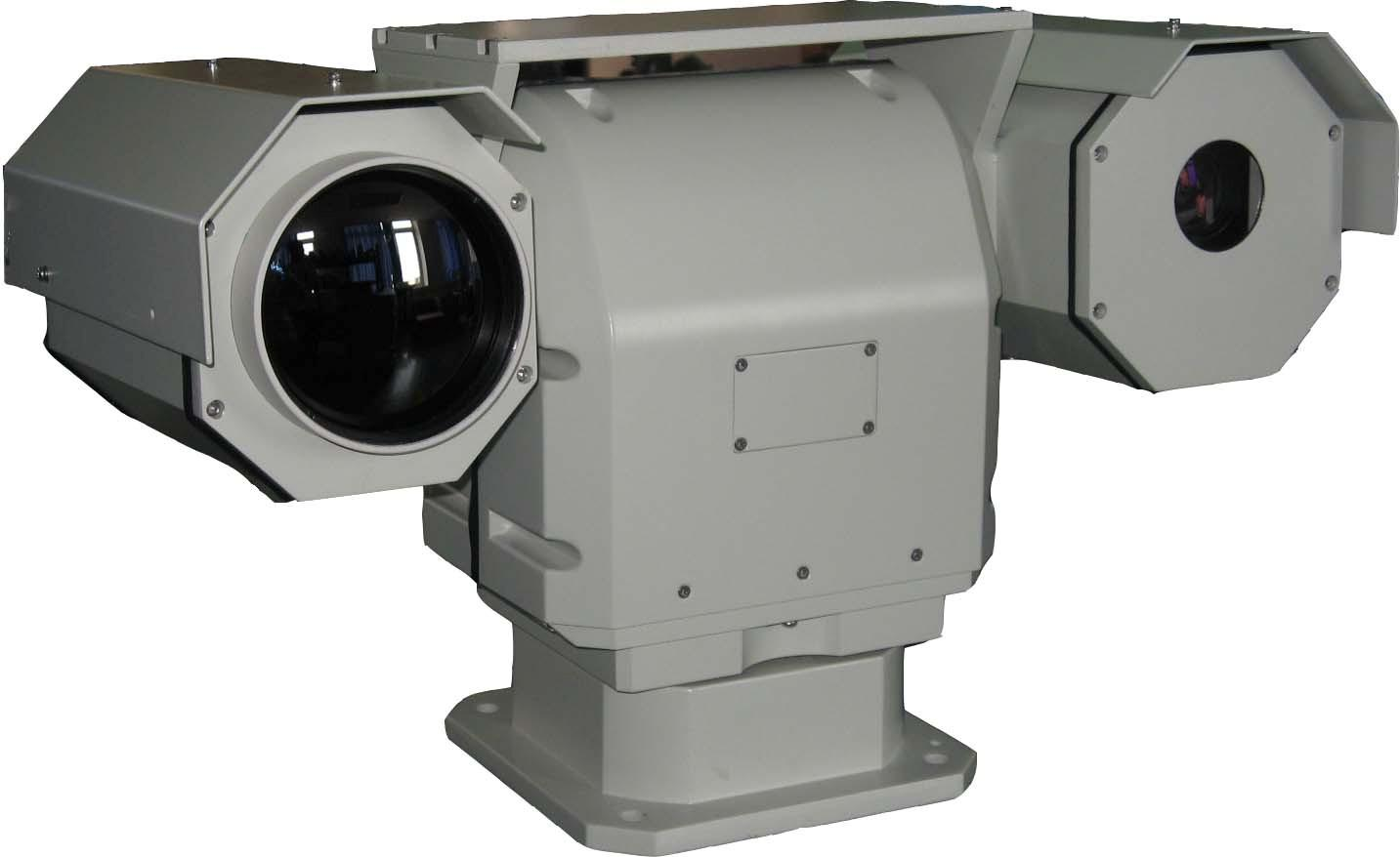 PTZ Dual Spectrum Thermal Imaing Camera