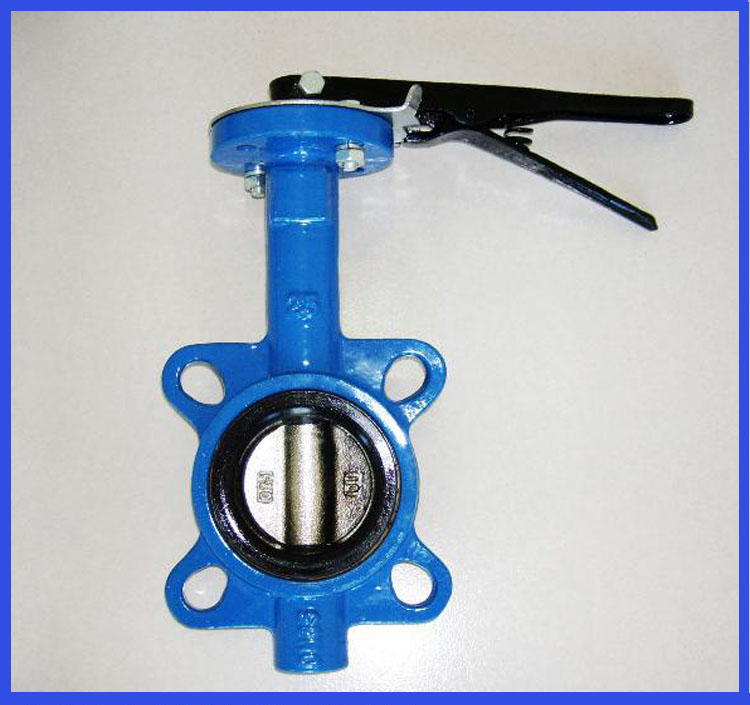 butterfly valve handly type