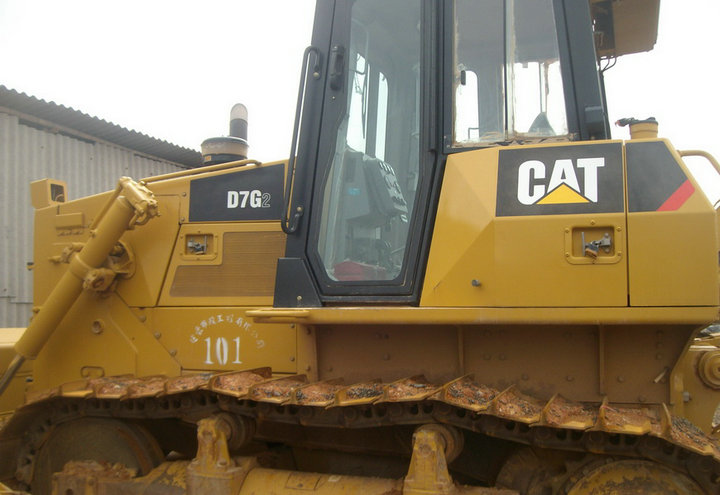 Used CAT D7G2 Bulldozer